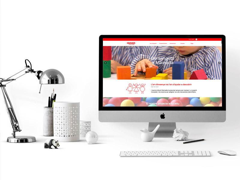 Inaugurem página web!