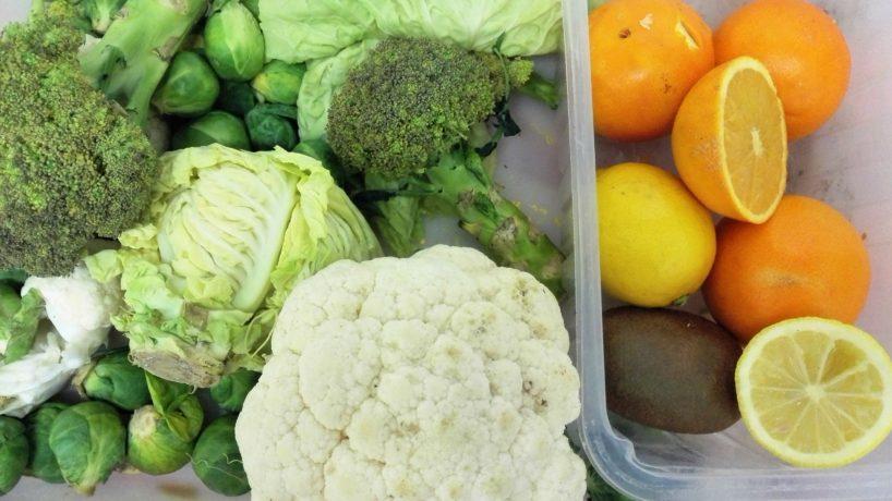 Fruites i verdures de l'hivern