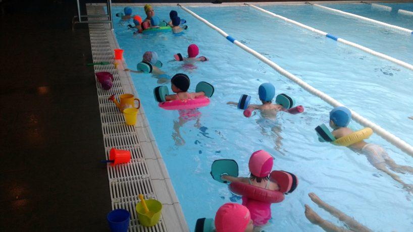 Els Grocs fan piscina!