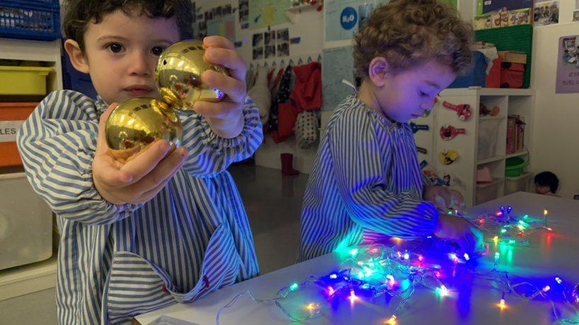 Descobrim la decoració de Nadal!!